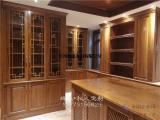 长沙整房家具定制细节处理、长沙实木餐边柜定做技术过硬