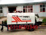 大都重工HBTS50-12-55混凝土泵细石混凝土泵搅拌拖泵