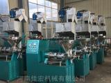 新型高效螺旋式榨油机 多功能全自动 芝麻花生榨油机 大豆菜籽