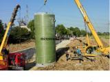 一体化预制泵站玻璃钢筒体高性价比全国送货质量好价格低