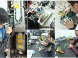 KUKA机器人示教器无法启动维修|库卡示教器显示花屏维修