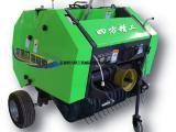 玉米/稻草/谷草秸秆自动捡拾打捆机东北地区水稻秸秆打捆机