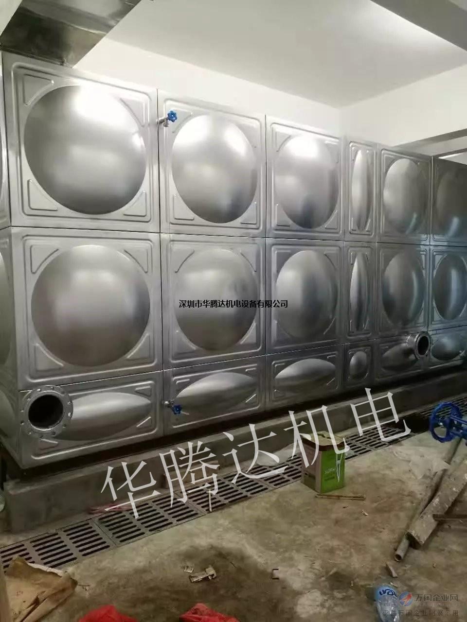 国标12s101不锈钢水箱定制安装!