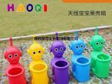 幼儿园垃圾桶沙卡通垃圾桶塑料垃圾桶