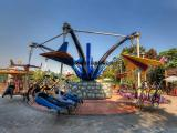 新型游乐设备 户外广场游乐设备大型游乐设备 风筝飞行器