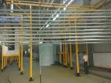 新月喷涂设备厂是环保型喷塑设备进出口生产商