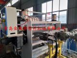 PVC树脂瓦设备、塑料瓦生产线、琉璃瓦机器