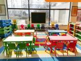 陕西塑料课桌,学生课桌,塑料学生桌椅