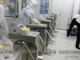 静电测试三辊闸 静电测试门禁厂家 刷卡静电测试三辊闸