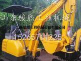 液压履带式小挖机 小型履带挖掘机