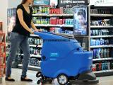 容恩R50B手推式洗地机医院写字楼学校商场物业广场用洗地机