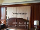 长沙定制整房家具大宝油漆、原木衣帽间订做祖先工艺