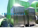 有机肥厂鸭粪臭气味回收装置臭气吸附设备