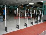 鸿泰安达射频服装店防盗系统,eas超市电子防盗门商场安检门