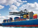 fba海运集装箱拼箱运费 海运拼箱费用