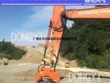 挖掘机打夯机 小挖机震动夯