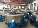 沃信科凌大容量甩干机不锈钢材质 三足式结构 运行稳定