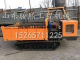 农用履带运输车 履带式拖拉机