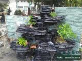 天然片石批发 片石假山制作 片石景观装饰