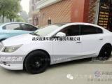 武汉汽车外观改装、车身改色贴膜就找竞速车改装、量身定制有保障