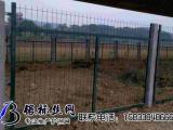 铁路桥下金属网片防护栅栏