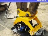 挖掘机压实振动夯 平整地面打夯机