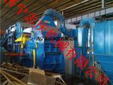 锤式破碎机厂家 压块金属破碎机 废钢废铁破碎设备