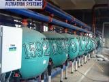 水刺无纺布循环水过滤器印染废水以色列阿科AGF反冲洗砂滤器