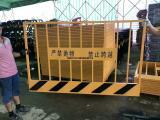 施工场地护栏施工护栏又称为基坑护栏基坑铁马宝安厂家供应