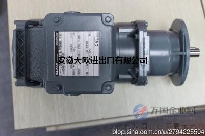 BAUER电机B20 IL-2-2 50HZ