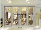 室内铝合金重型推拉门 双层钢化玻璃推拉门 佛山御安田