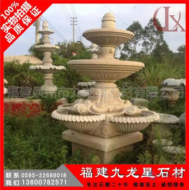 石雕喷泉13