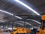 大型仓储物流降温通风超大吊扇厂家