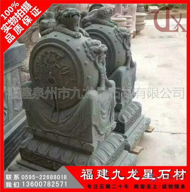 石雕抱鼓石36