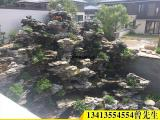 吨位英德石,吨位大英石,英德假山石案例图