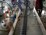 PE/PP螺旋波纹管挤出生产线