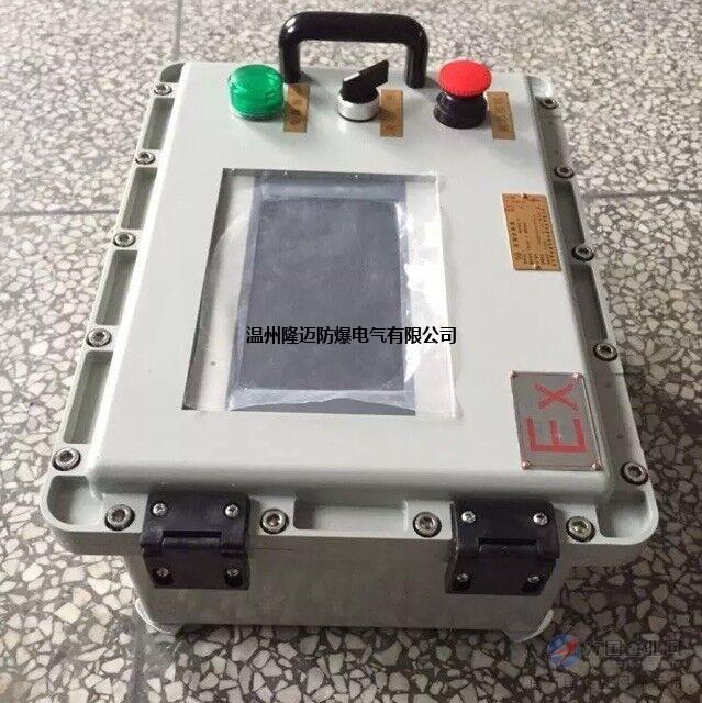 防爆仪表箱带时间继电器