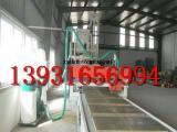 大型岩棉复合板生产线、砂浆岩棉复合板生产线全套设备