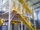 钢铁保护渣中央供料自动配混系统,打造数字化智慧工厂
