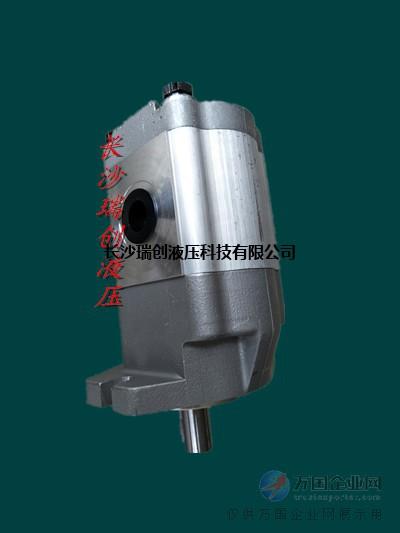 供应长沙瑞创 CMF-F425-A1LPS齿轮液压马达