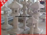 石灯庭院石雕摆件 寺庙灯塔照明石雕灯笼加工订做