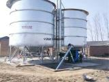 汇旺机械定制200吨储粮仓成套设备