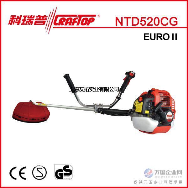 科瑞普割草机二冲程侧挂式NTD520 汽油机割灌机收割机