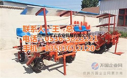 种植机_军岩农业机械_西红柿种植机