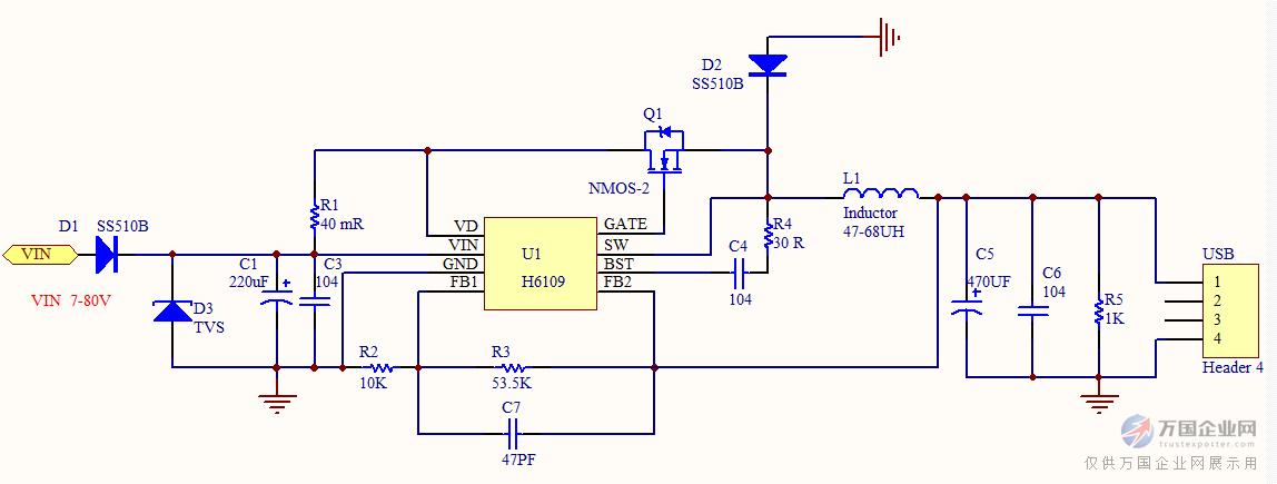6109电路图
