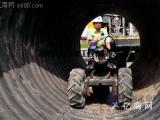 苏州下水管道气囊堵漏《潜水员施工管道封堵》