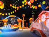 大型冰雕游乐场出租冰雪节彩冰雕刻极致造型展览租赁