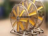 威利玛SF220推车移动式风扇节能变频直流超大工业风扇
