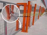 生产定做框架护栏网 车间隔离框架 工厂仓库隔断网批发