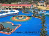 游泳池彩色漆防滑彩色 儿童乐园地坪漆耐磨彩色涂料施工厂家